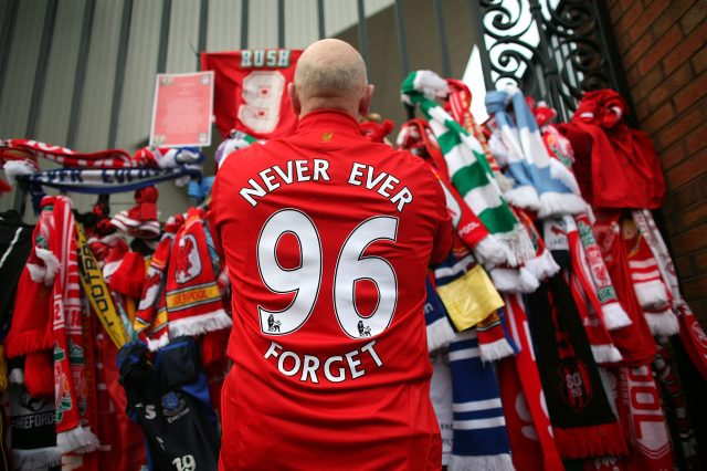 Internet Pranksters Get Revenge On Man Who Wore Disgusting Hillsborough T Shirt GettyImages 85987120 640x426