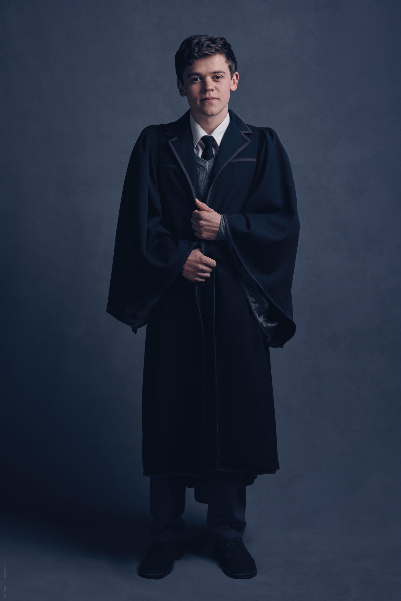 Cast Photos For New Harry Potter Revealed, And Harry Looks Old HP 19889 Albus FL