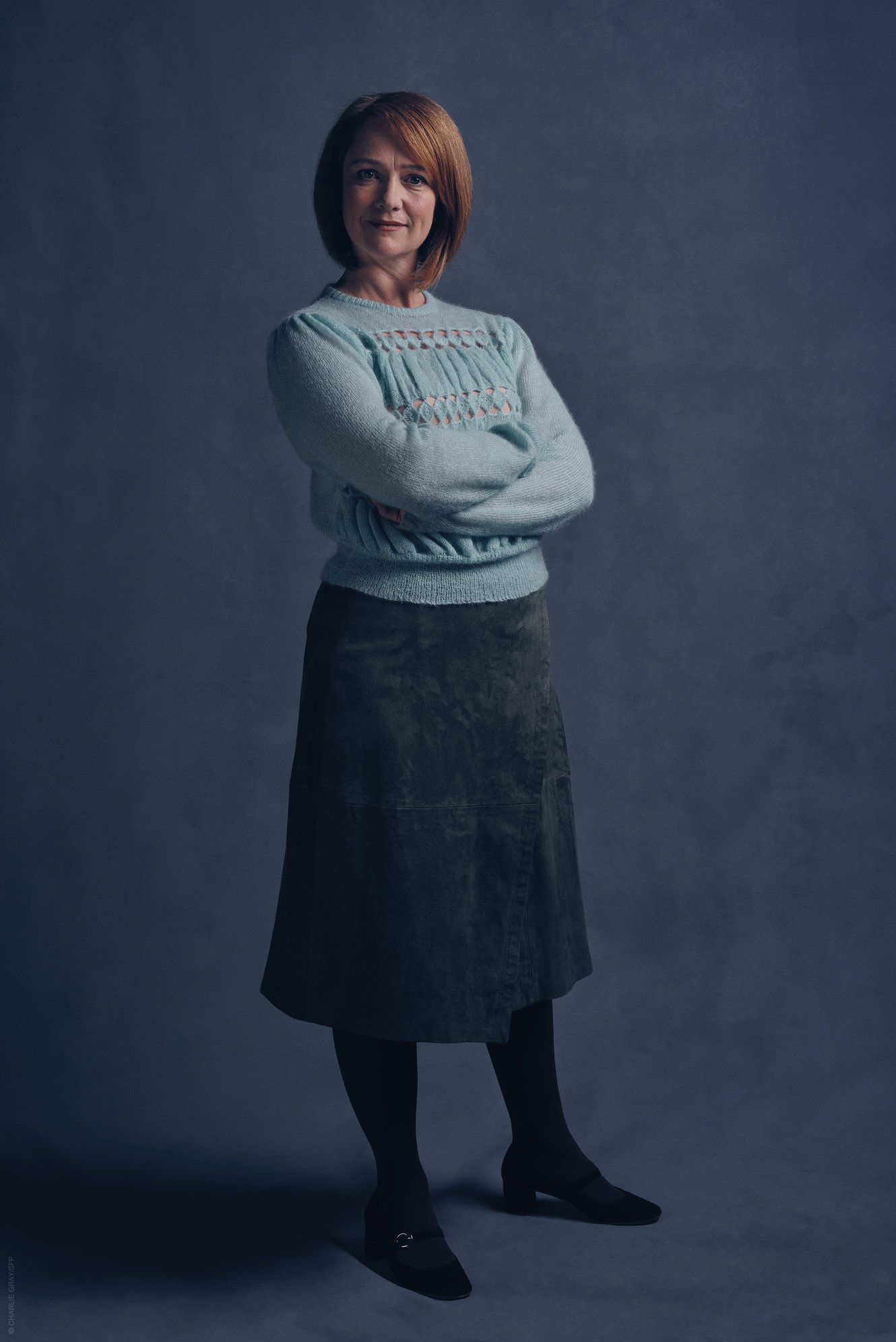 Cast Photos For New Harry Potter Revealed, And Harry Looks Old HP 19966 Ginny FL