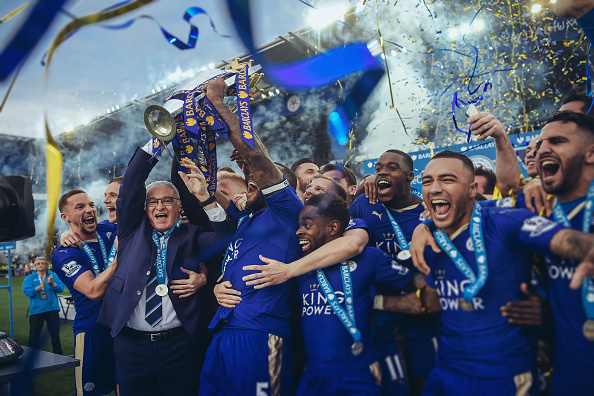 Five Things The Premier League Taught Us This Weekend Leicester title lift michael regan getty