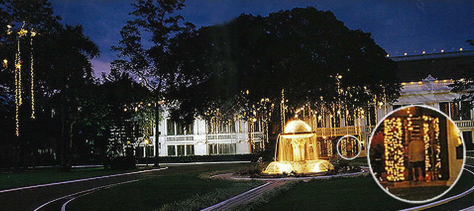 Filipino Presidential Palace Is So Haunted President Wont Move In Malacanang Ghost2