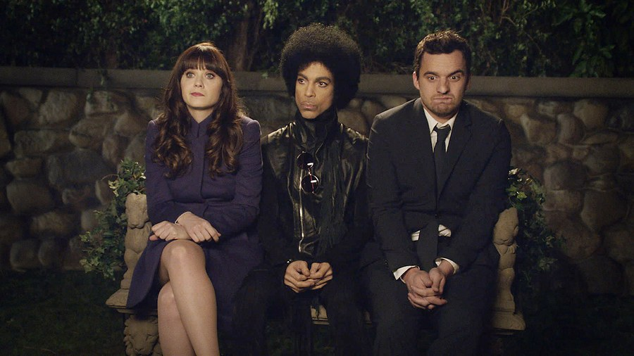 Prince Got The Kardashians Axed From His New Girl Episode New Girl Prince