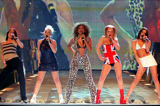Image result for Spice Girls Reunion Tour Set for the UK and U.S.