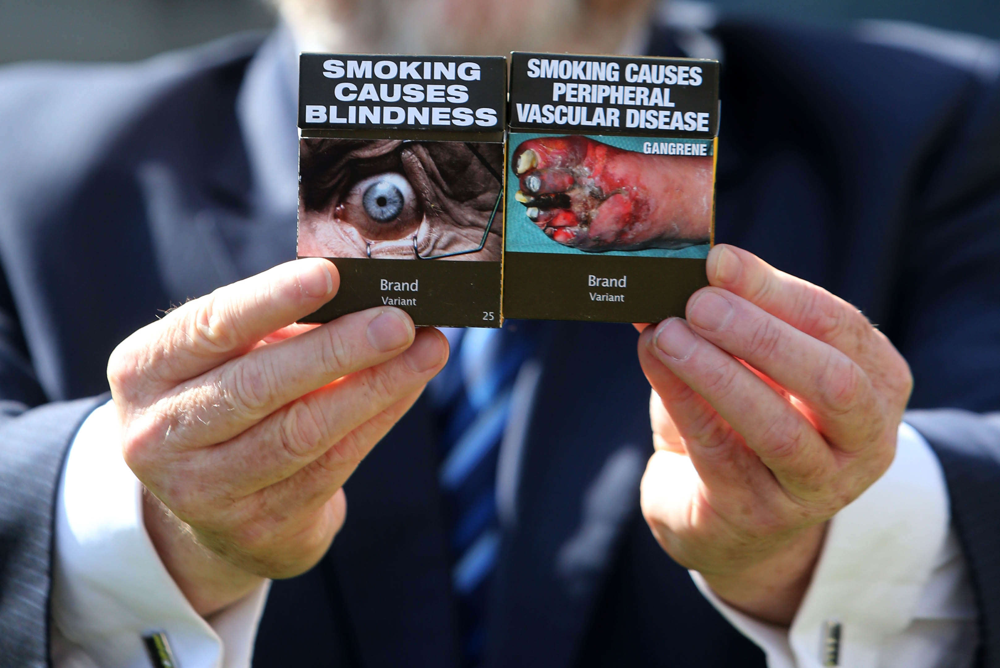 Government Cigarette Ban Is Bad News For Smokers PA 16653423