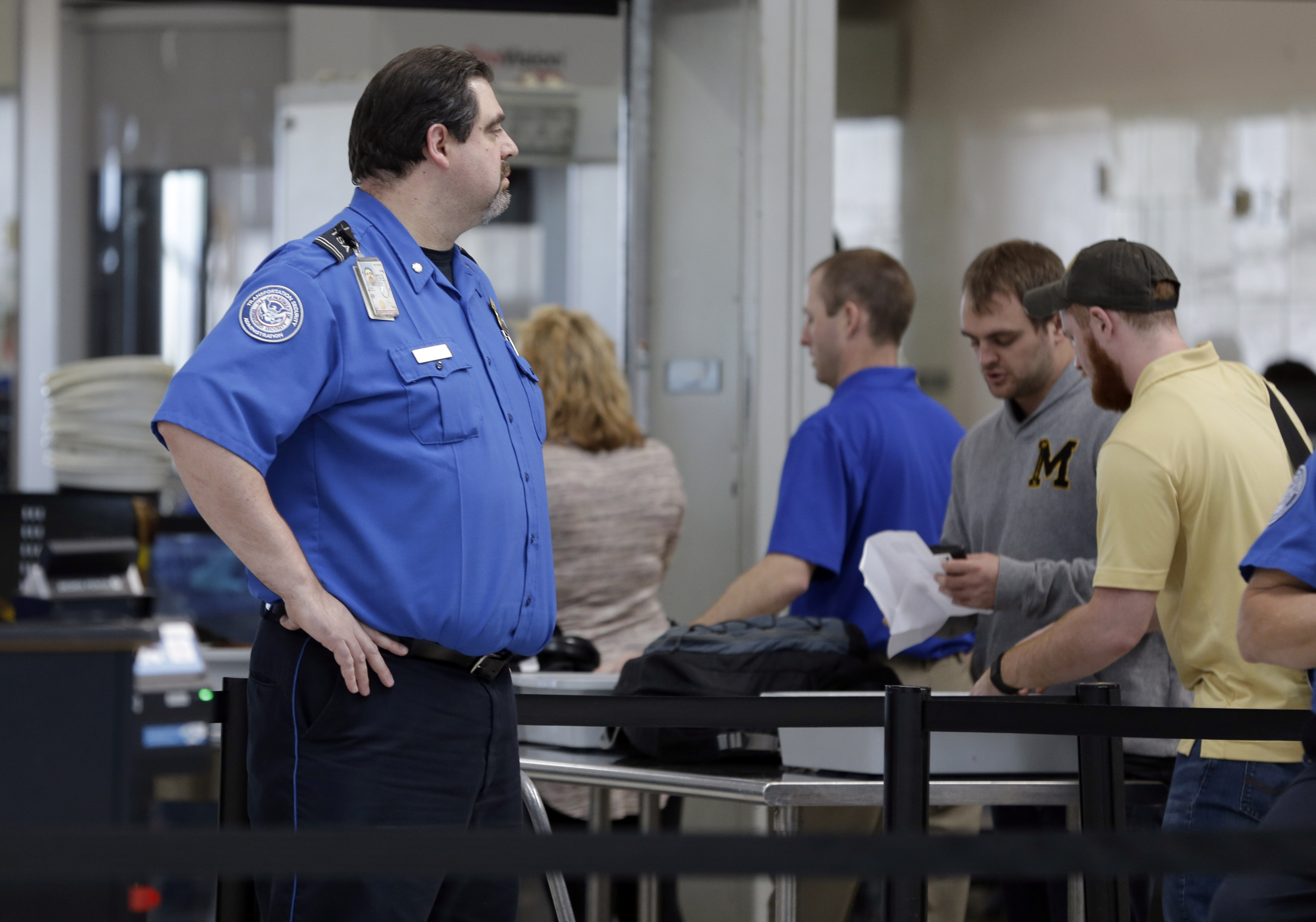 Man Causes Airport Security Concern After Passing Security With Brothers Passport PA 26054906