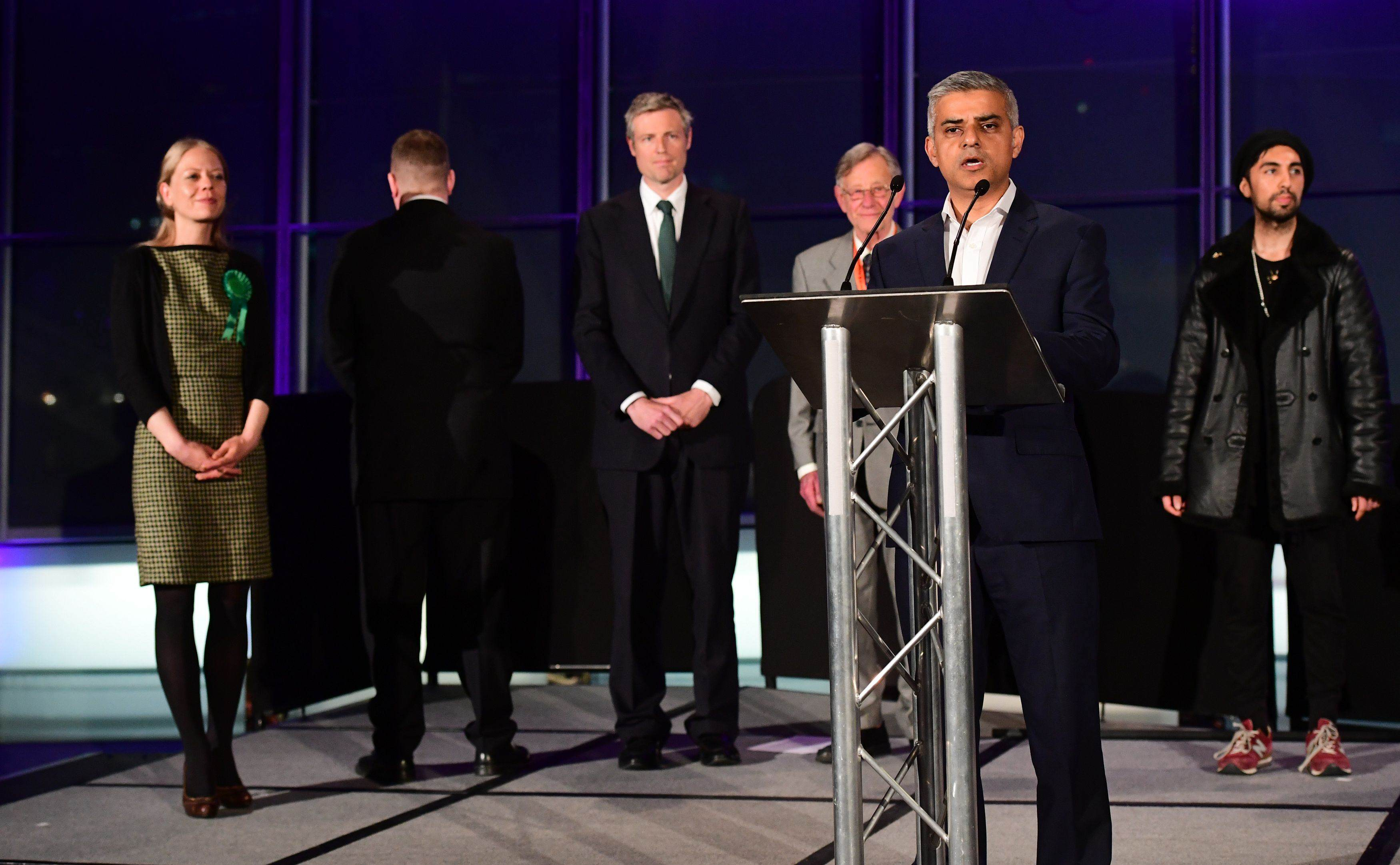 London Mayor election