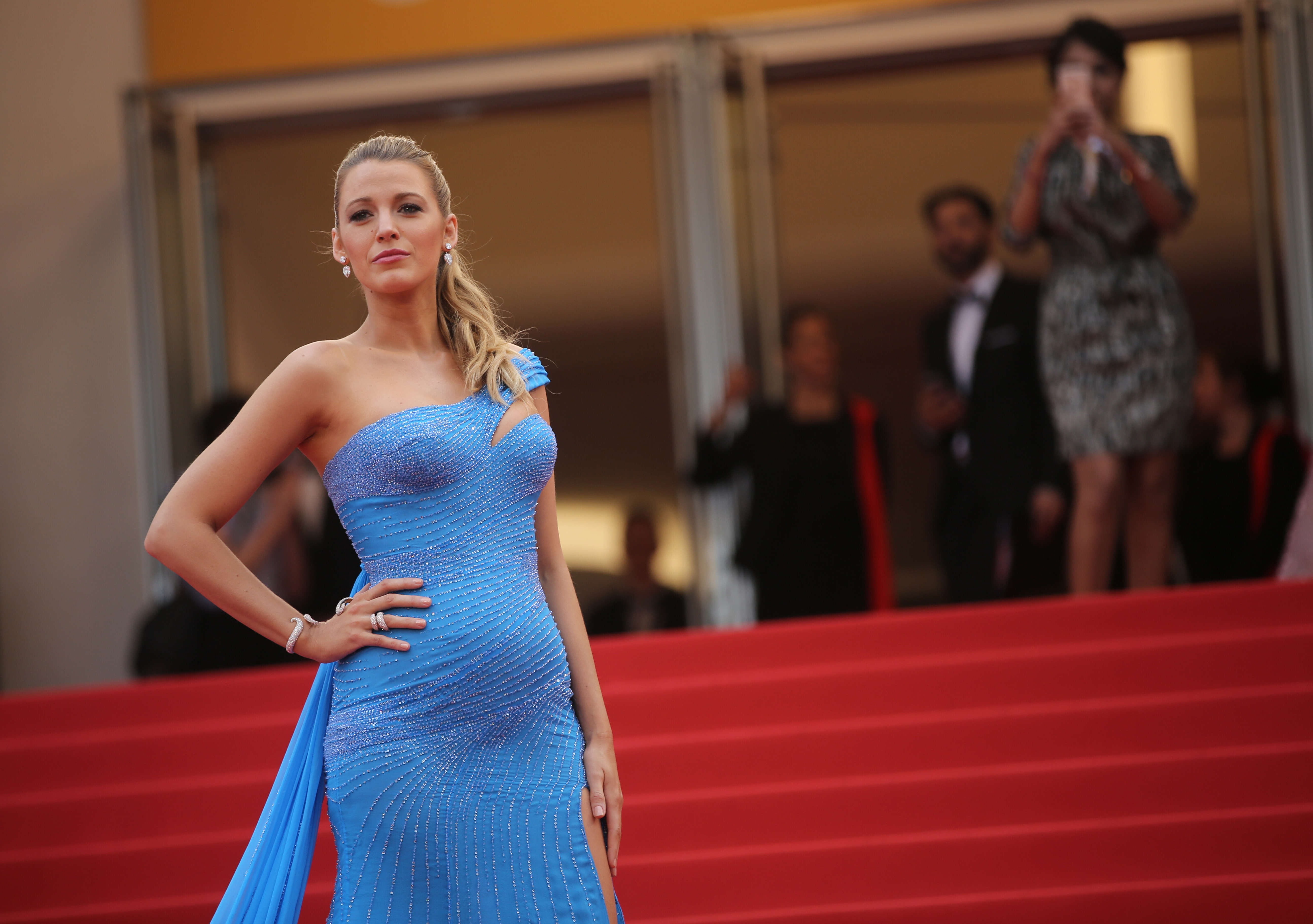 Blake Lively Accused Of Racism After Posting Cannes Instagram Shot PA 26330008