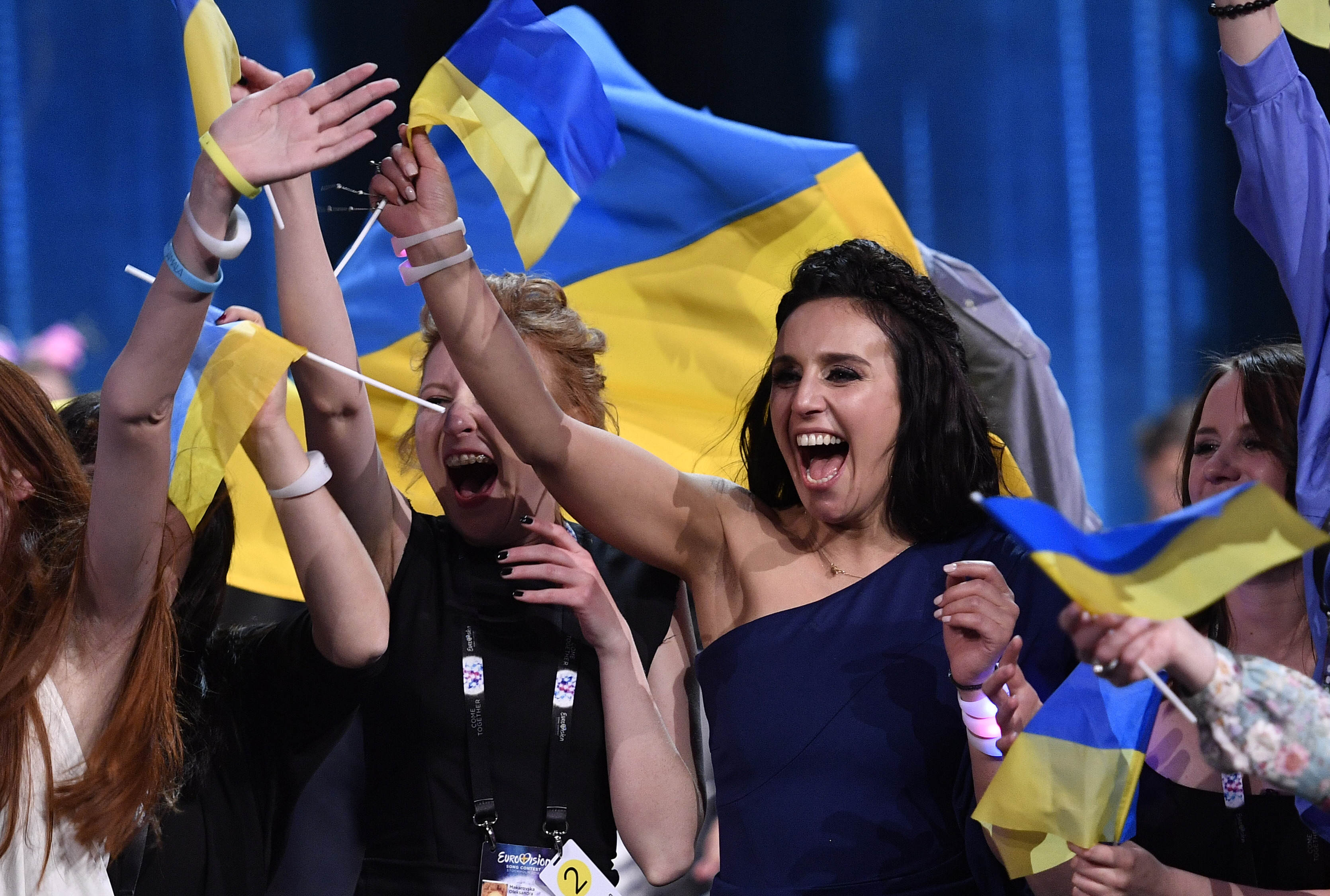 Seven Most F*cked Up Moments From Eurovision 2016 PA 26332638