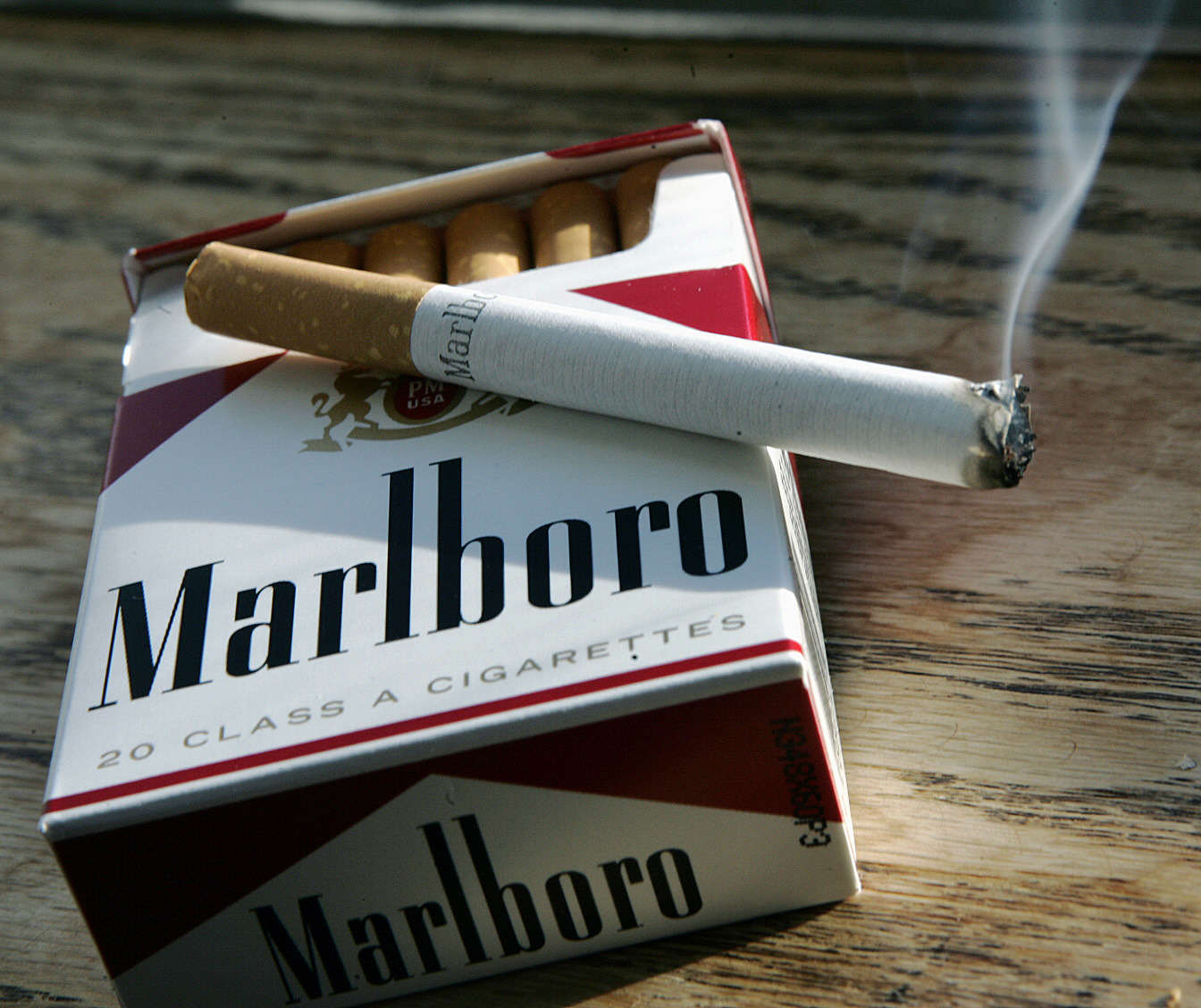 Government Cigarette Ban Is Bad News For Smokers PA 4345958