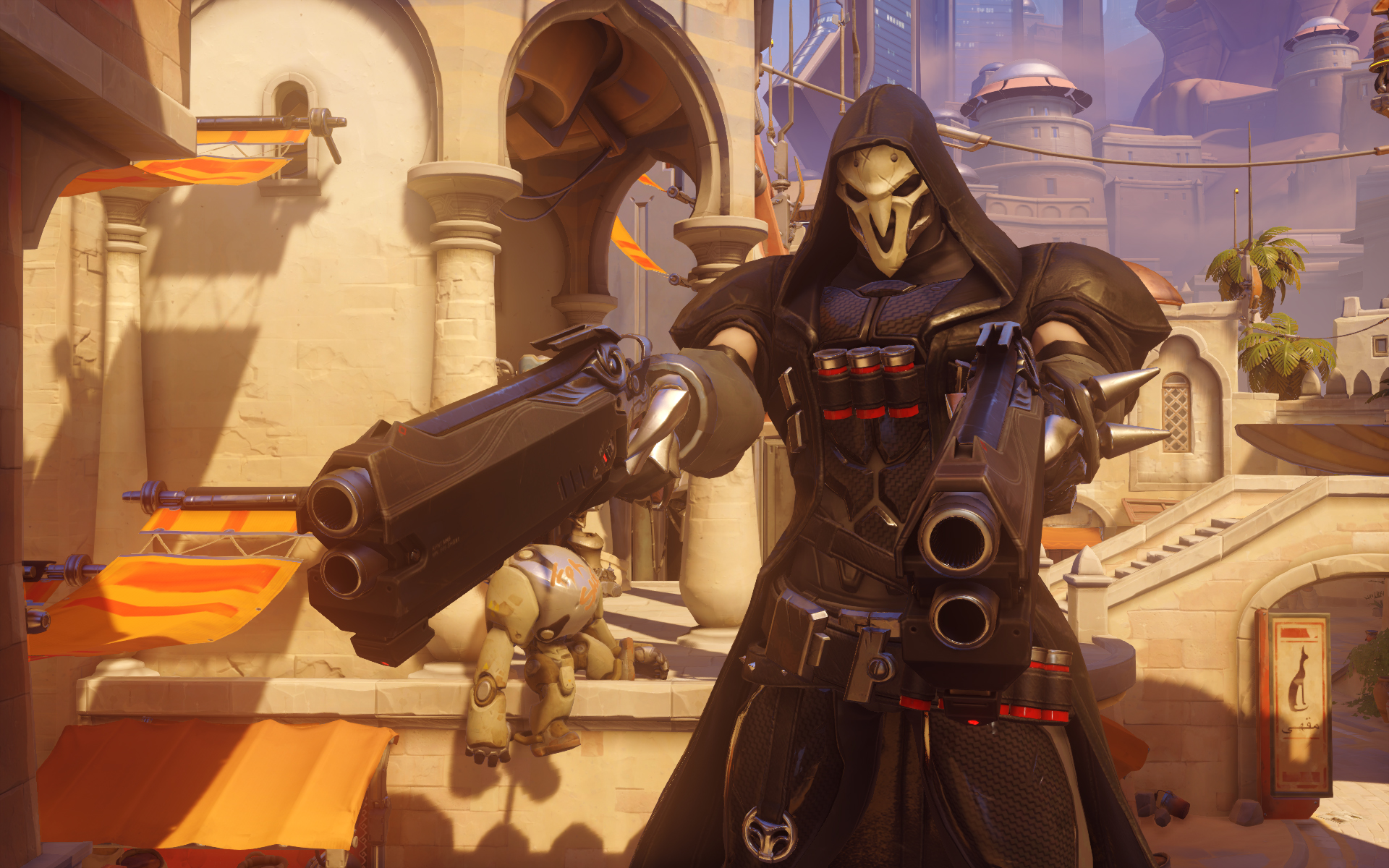 Everything You Need To Know About Overwatchs Story Reaper Overwatch 003