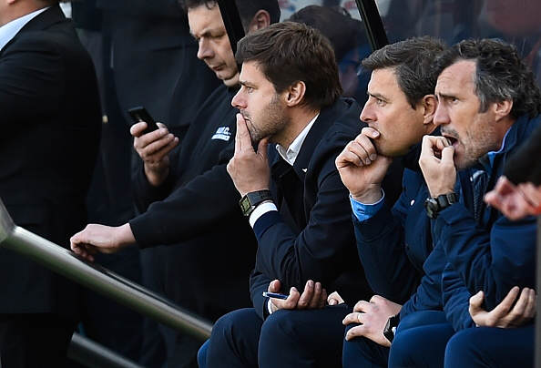 Spurs Blow Second Place, Twitter Utterly Destroys Them Spurs sad Stu Forster getty