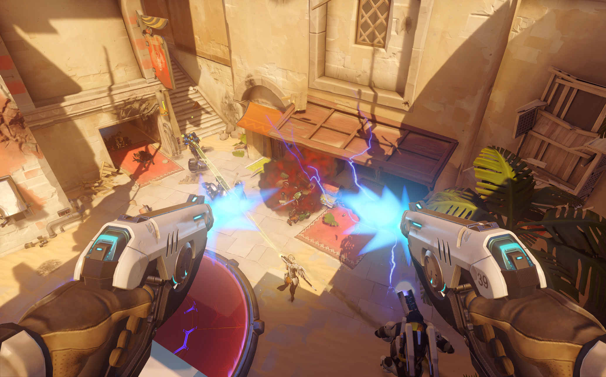 Overwatch Just Broke This Impressive Sales Record For Blizzard Tracer Overwatch 009