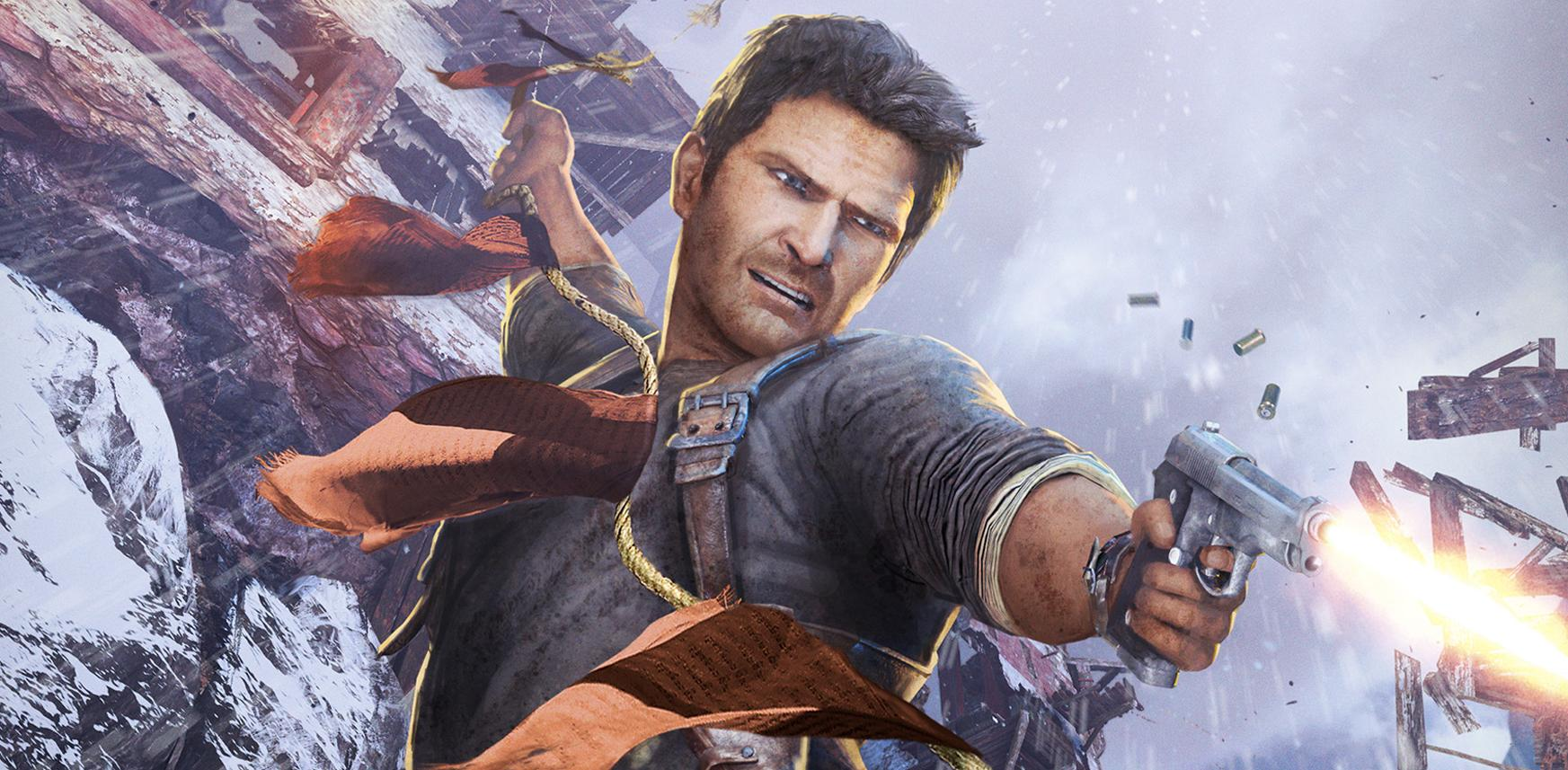 Uncharted   The Story So Far Uncharted 2 wallpaper