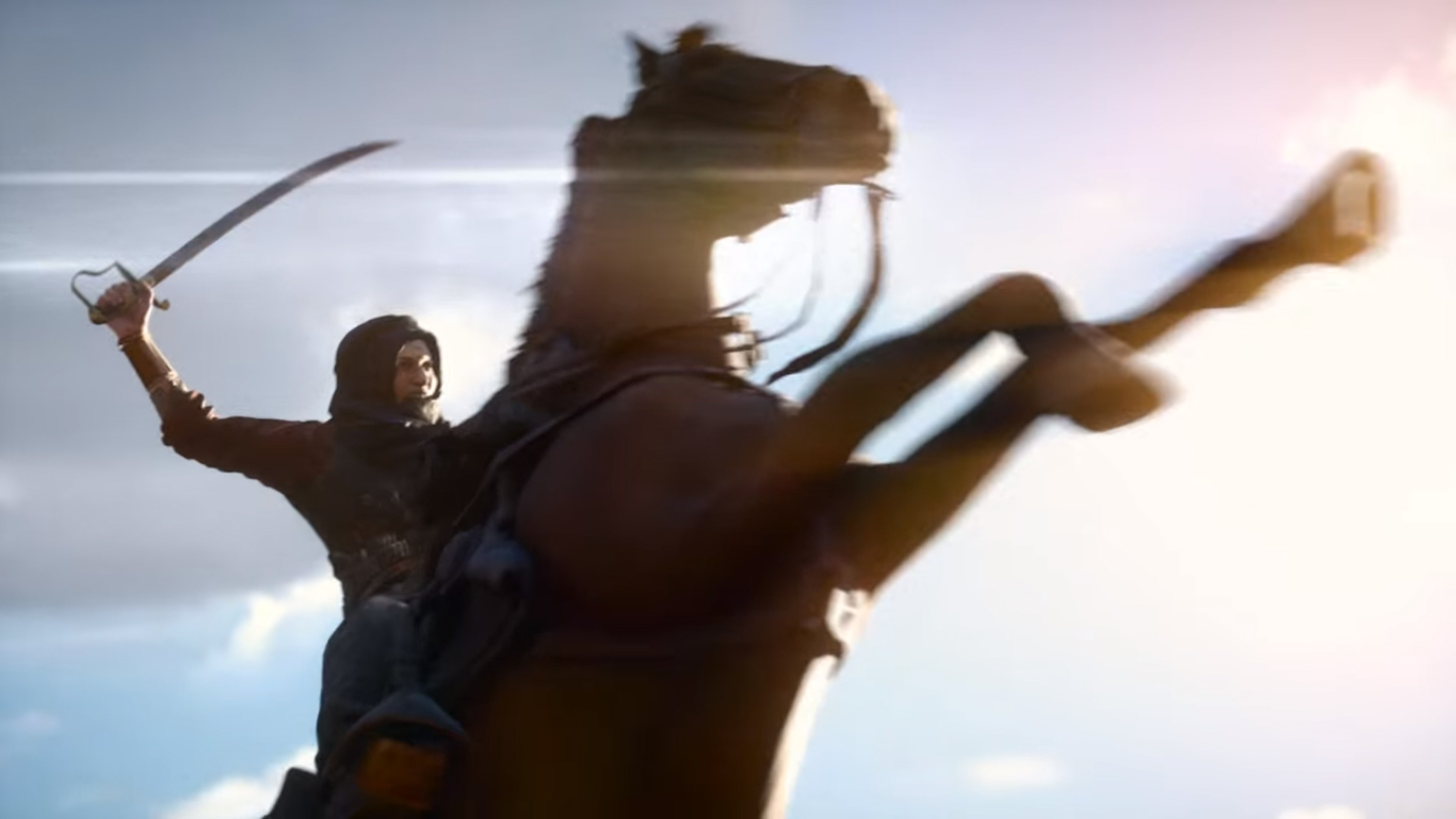 DICE Tease Details Of Diverse Battlefield 1 Campaign Untitled 1 12