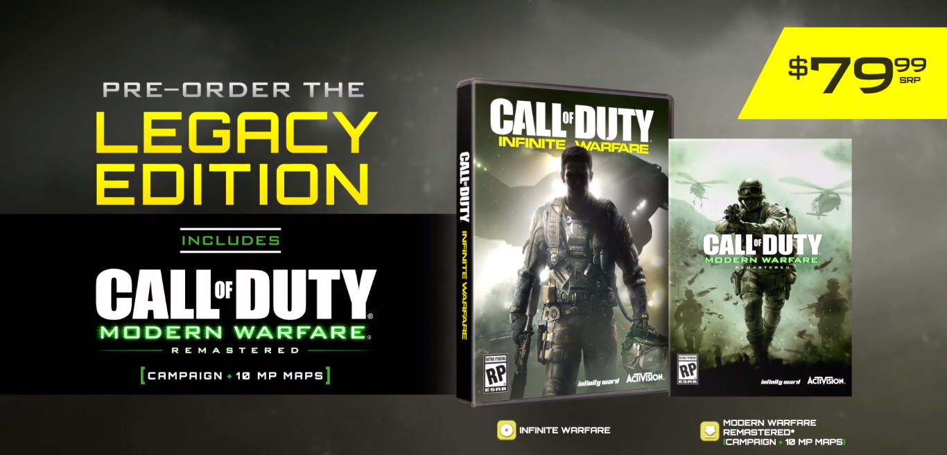 Trailer For Call Of Duty: Infinite Warfare Drops, Tons Of New Info Untitled 1 2