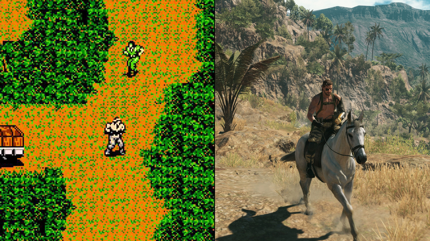 11 Classic Videogame Franchises And Their Incredible Evolutions Untitled 1 26