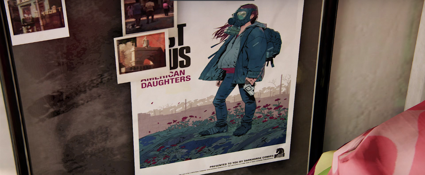 The Last Of Us: American Daughters Secret Turns Up In Uncharted 4 Untitled 1 28