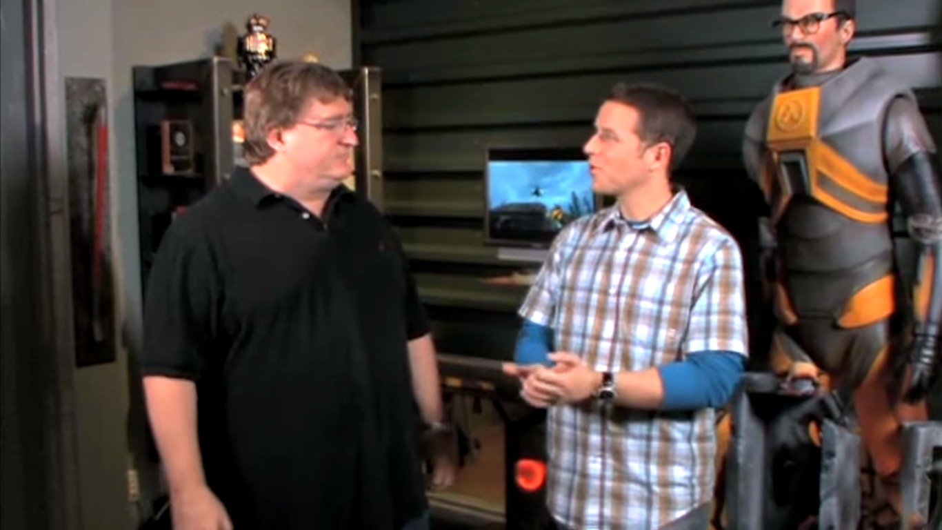 10 Years Of Gabe Newell On Half Life 3, In One Depressing Video Untitled 1 32
