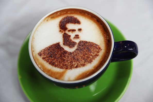 The City Of Leicester Has Gone All Out Supporting The Club Vardyccino