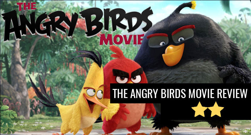 Angry Birds Is Less Angry And More Boring Birds angry birds review