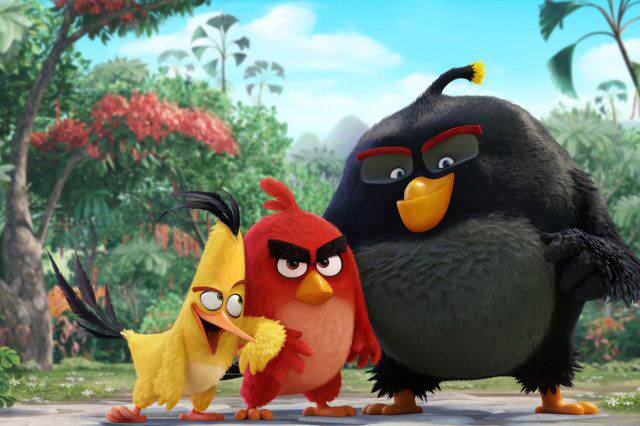 Angry Birds Is Less Angry And More Boring Birds angrybirdsmovie 640x426