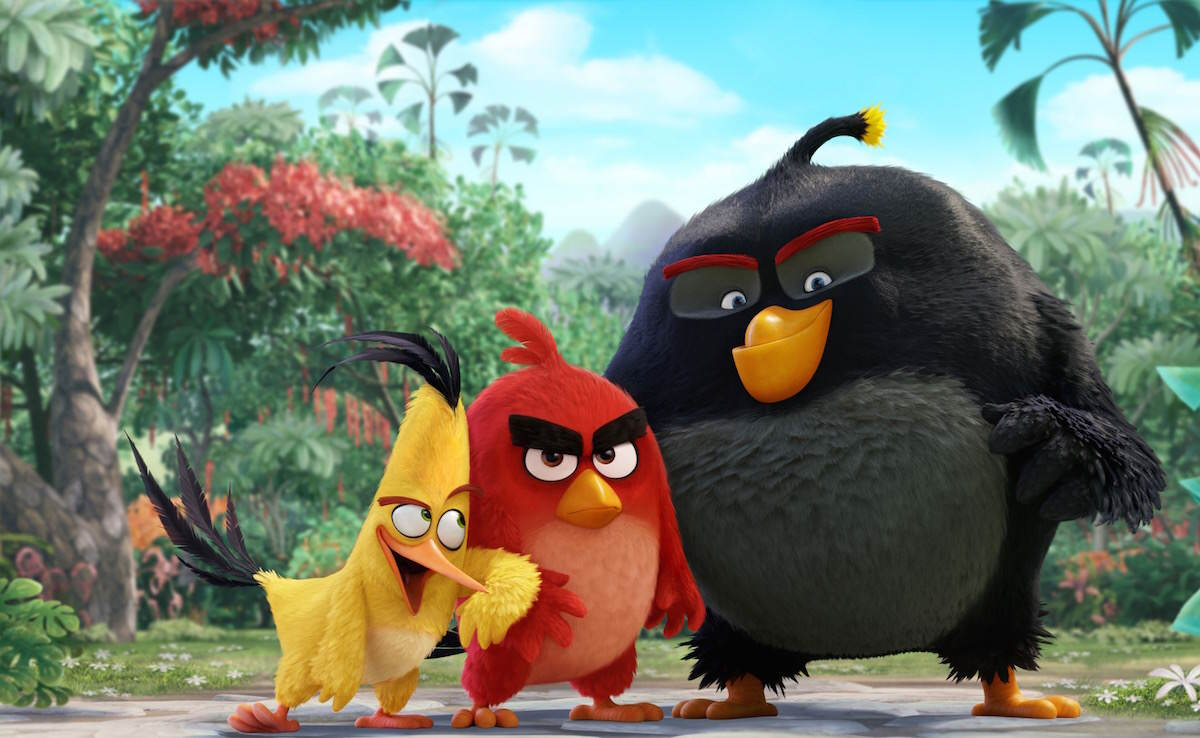 List Of Things That Didnt Exist On Christmas Day 10 Years Ago Is Mind Blowing angrybirdsmovie