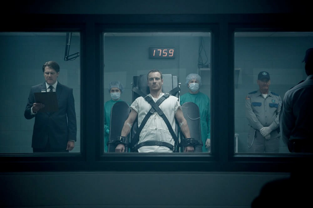 First Assassins Creed Movie Trailer Teased With New Images assassinscreed fassbender presentday
