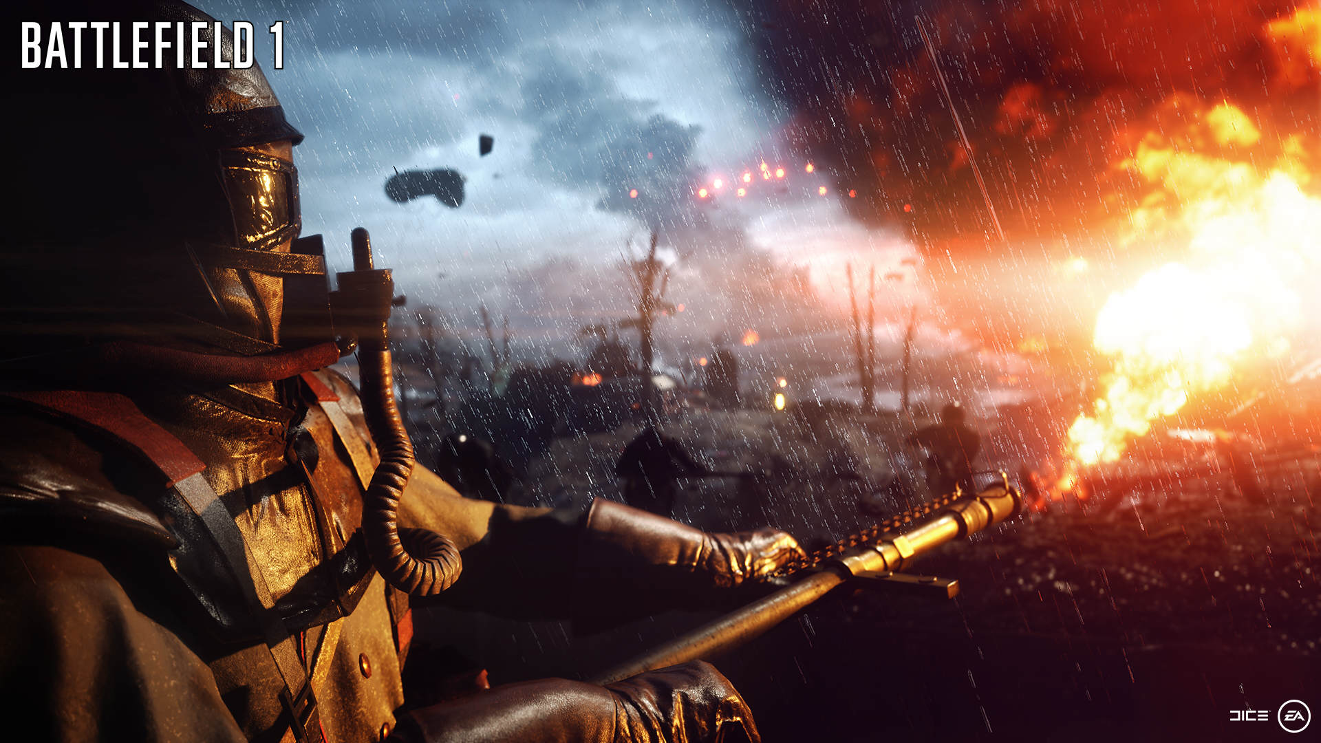 Battlefield 1 Announced, Takes Franchise Back To WW1 battlefield1 reveal 03