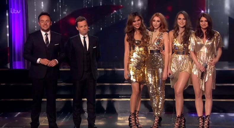 Britains Got Talents Dec Criticised For Creepy Girl Group Comment bgt 1 1