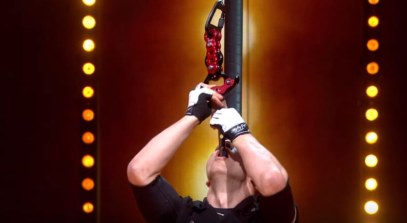 Britains Got Talent Star Banned For This Death Defying Act bgt 1