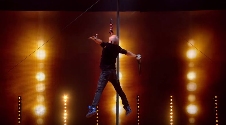 Britains Got Talent Star Banned For This Death Defying Act bgt 2