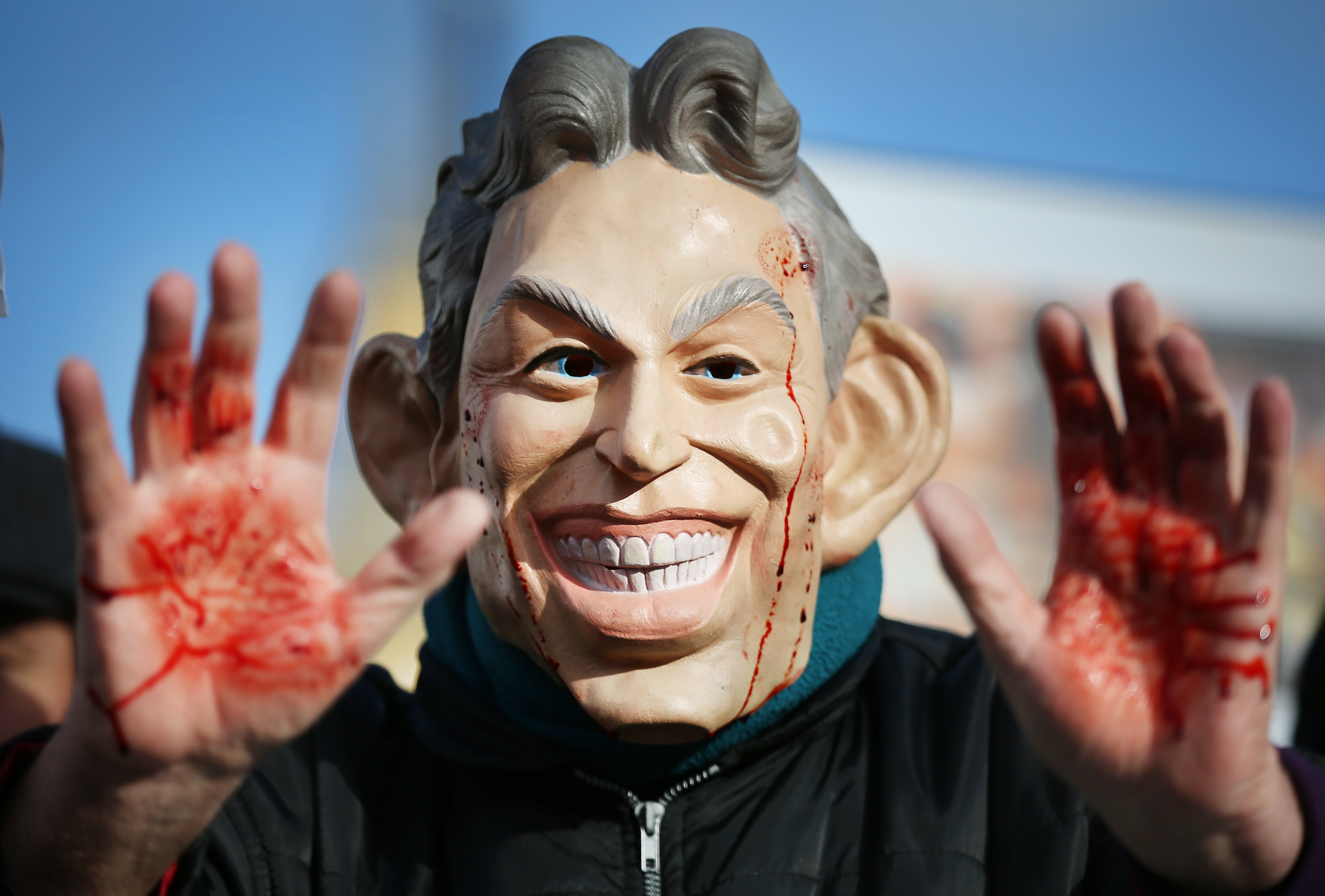 Tony Blair Thinks He Knows Why People Hate Him, Hes Wrong blair3
