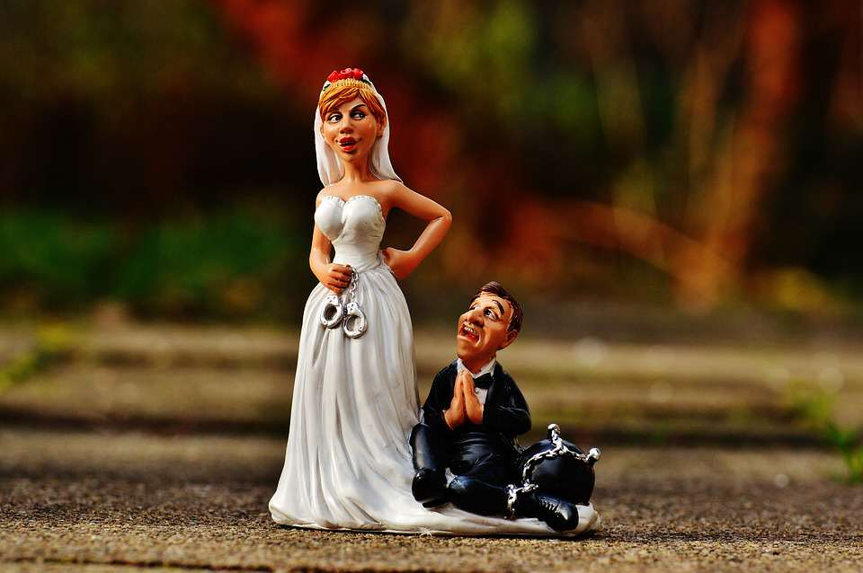 Husband Divorces Wife For Most 21st Century Reason Ever bride2