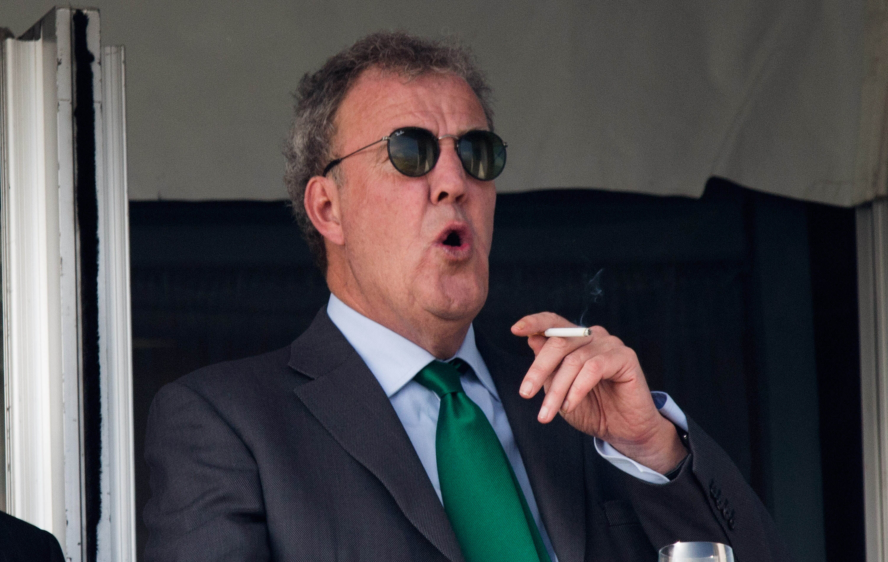 Jeremy Clarkson Has Revealed His Favourite Ever Top Gear Moment clarkson