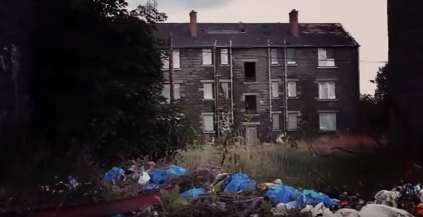 American Teens Charity Campaign To Save Glasgow Gets Major Backlash clip4