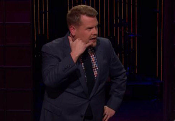 James Corden Ripping ISIS Live On TV Is Absolutely Brilliant