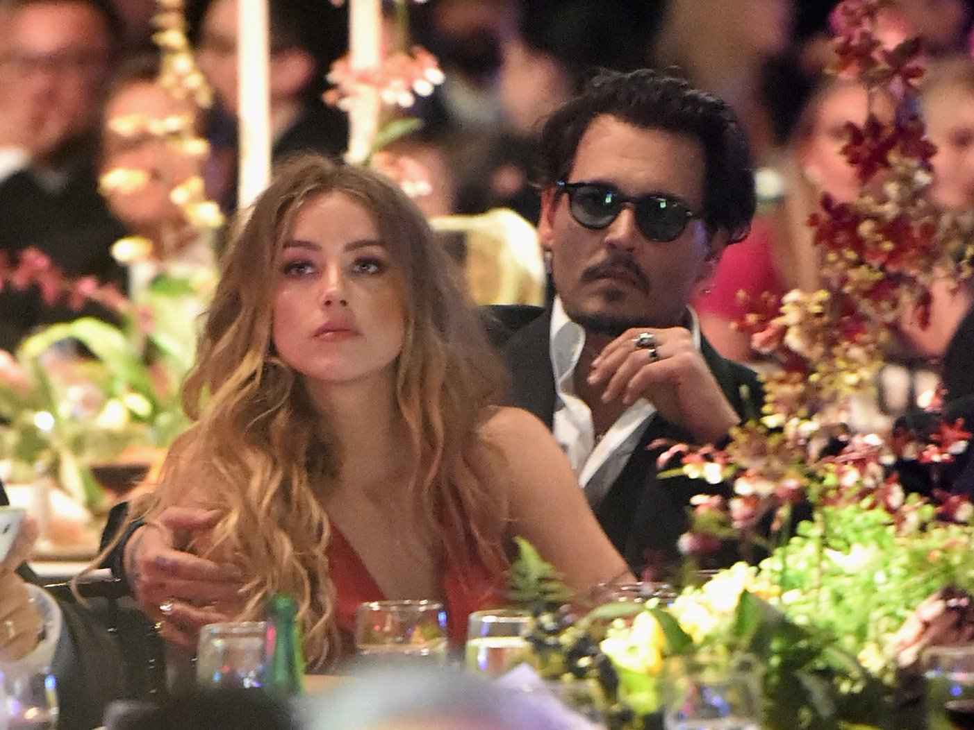 Johnny Depp Planning TV Interview To Prove Hes Not A Wife Beater deppheard1