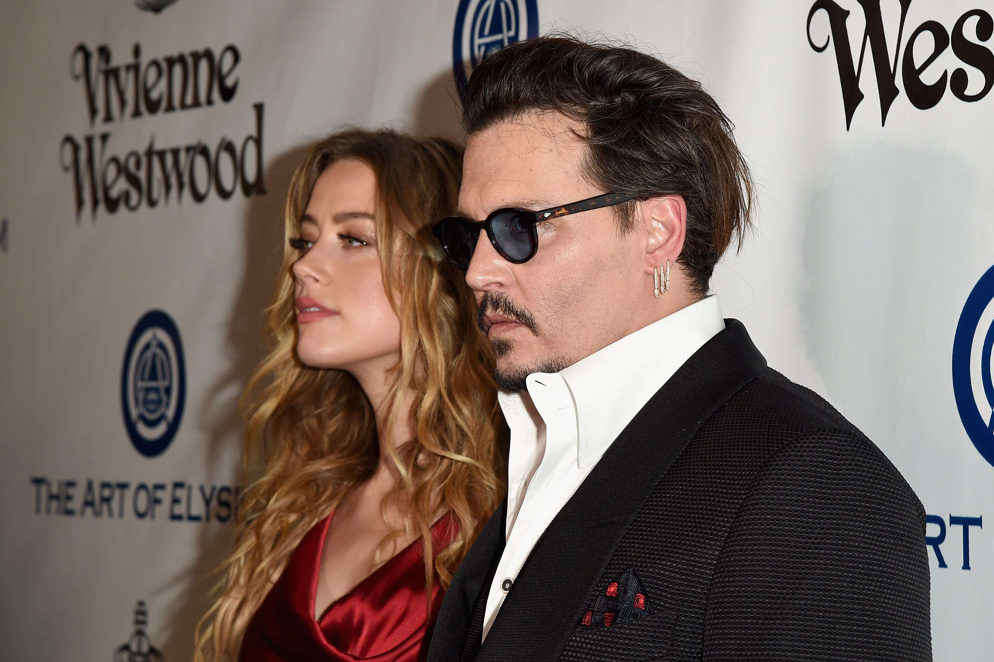 Johnny Depp Planning TV Interview To Prove Hes Not A Wife Beater deppheard3