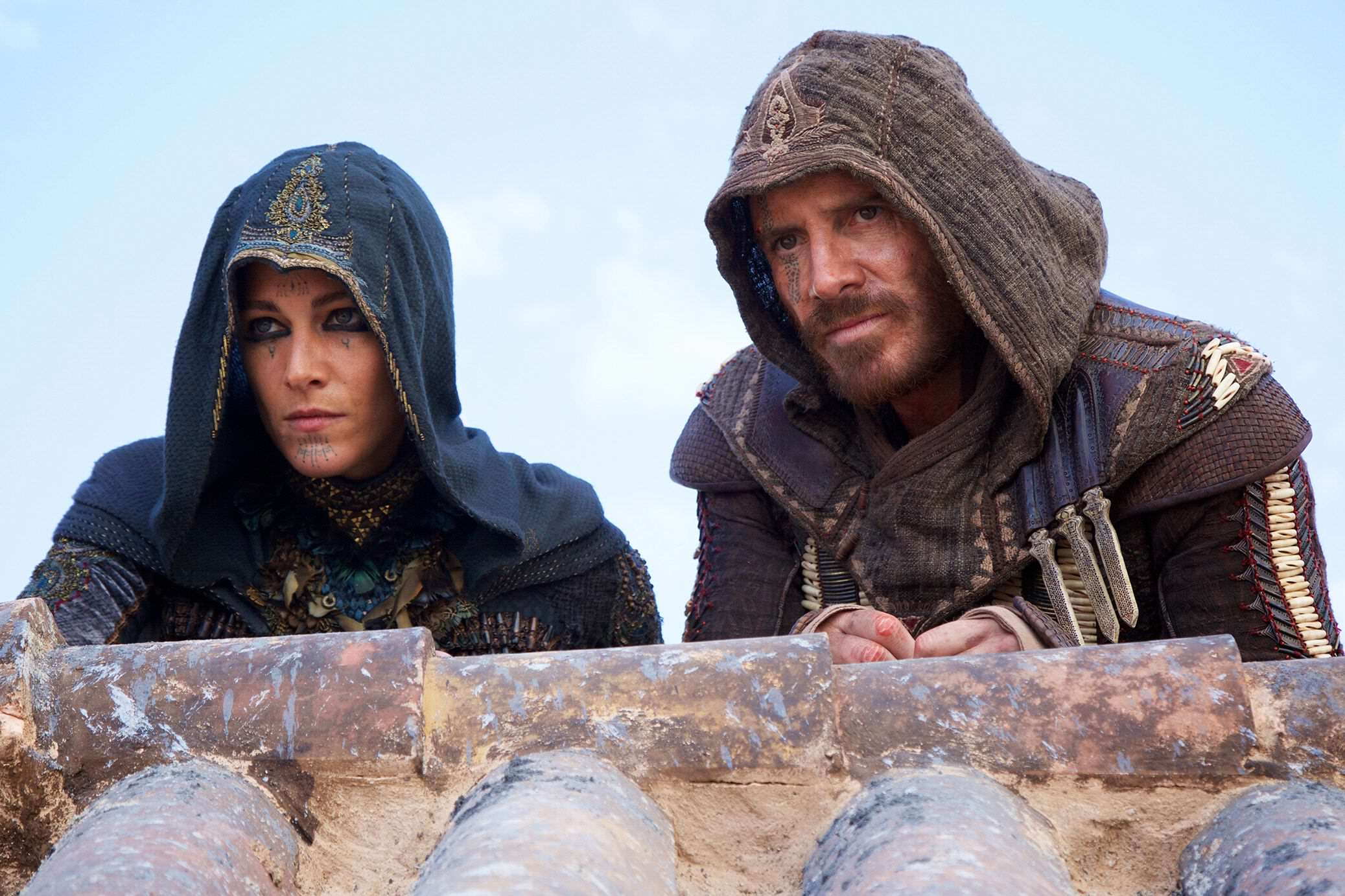 Ubisoft Making More Bold Claims About Assassins Creed Movie df ew first look dec2015