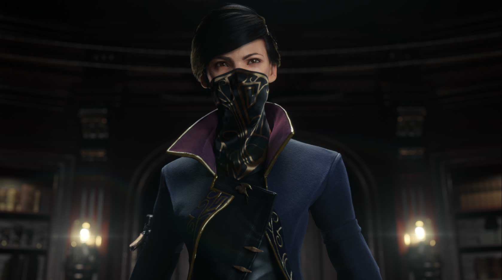 Dishonored 2 Dev Explains Morality System And Multiple Endings dishonored 2 e3 2015 2Emily