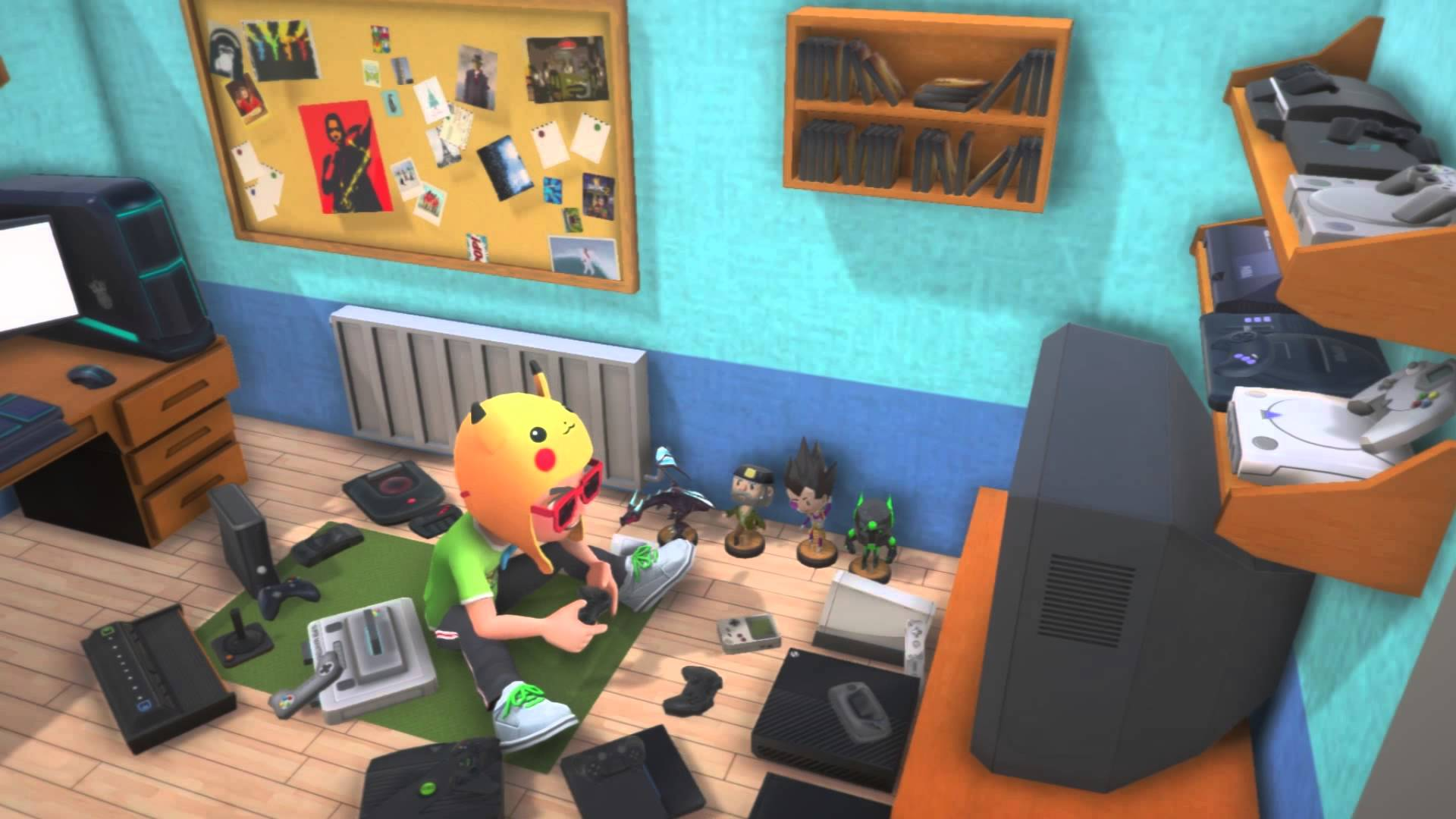 YouTubers Play A Game About Being YouTubers, Because YouTube el videojuego Youtubers life ya está listo2