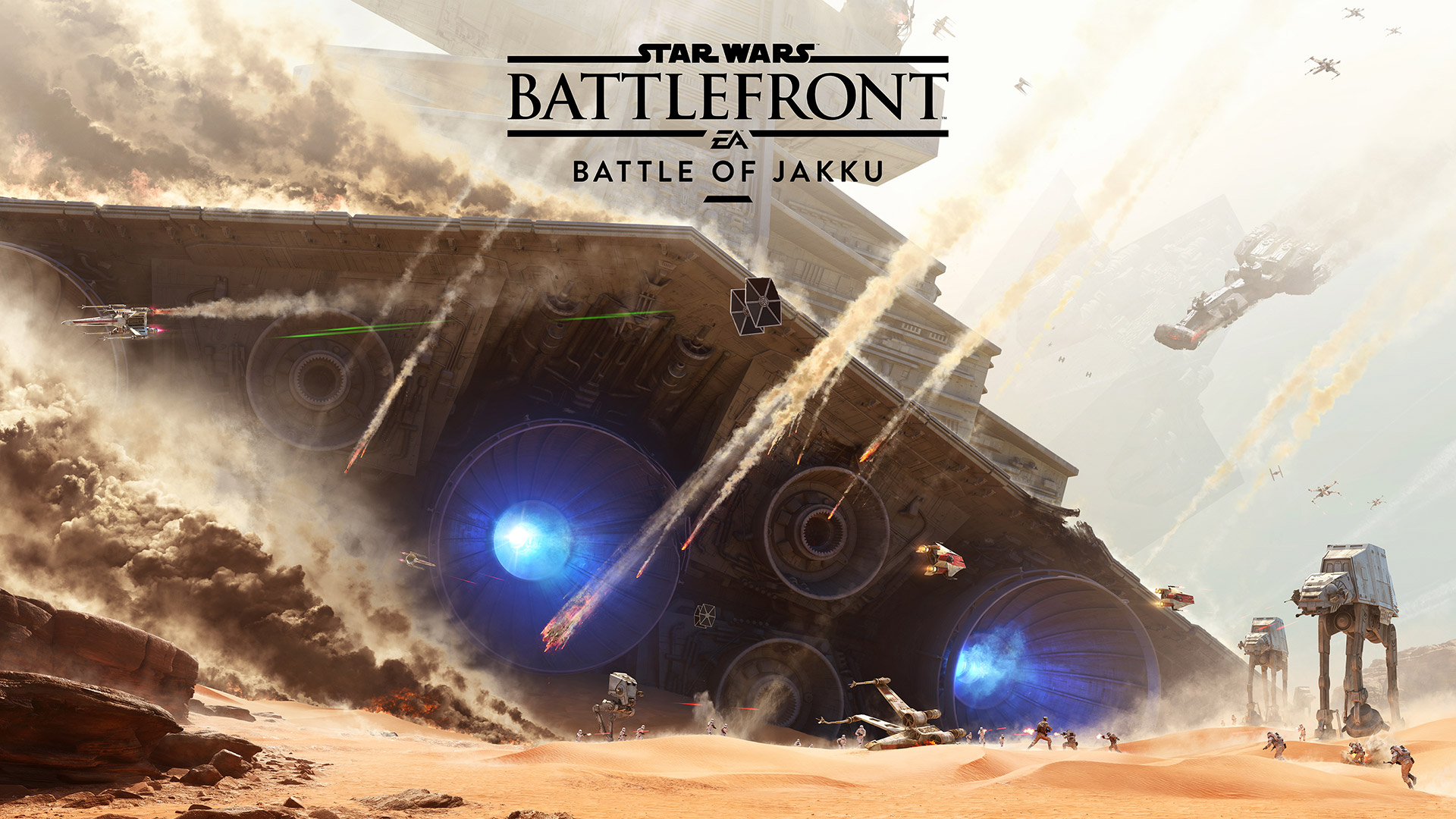 Star Wars Battlefront Sequel Confirmed, Will Tie In To New Movies featuredImage.img
