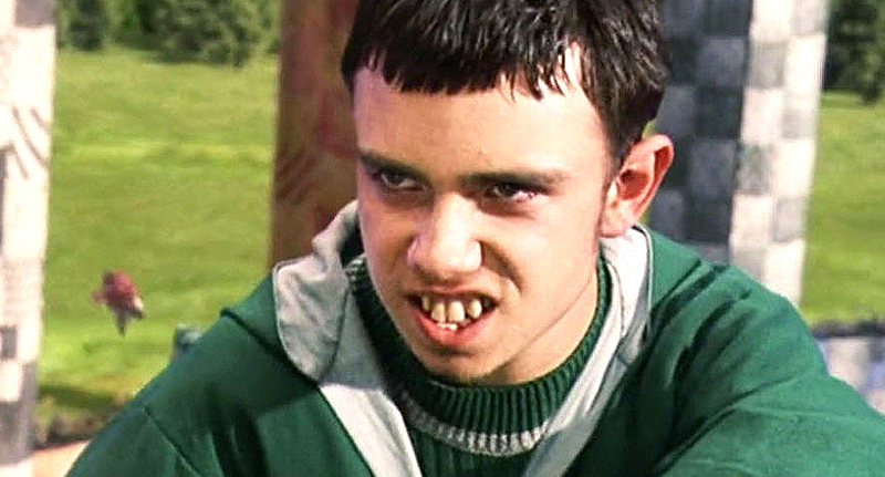 This Is What Marcus Flint From Harry Potter Looks Like Now flintfb