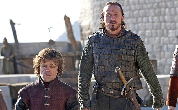 These Game Of Thrones Actors Had Some Interesting Early Roles game of thrones tyrion and bronn
