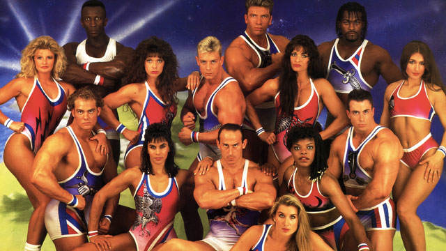 Its 20 Years On And Hunter From Gladiators Is Still Ripped AF gladiators22