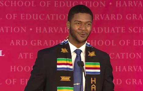 Harvard Students Incredibly Emotional Graduation Speech Has Gone Viral grad3