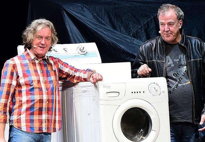 Jeremy Clarkson And James May Host Hilarious Facebook Q&A grand tour1