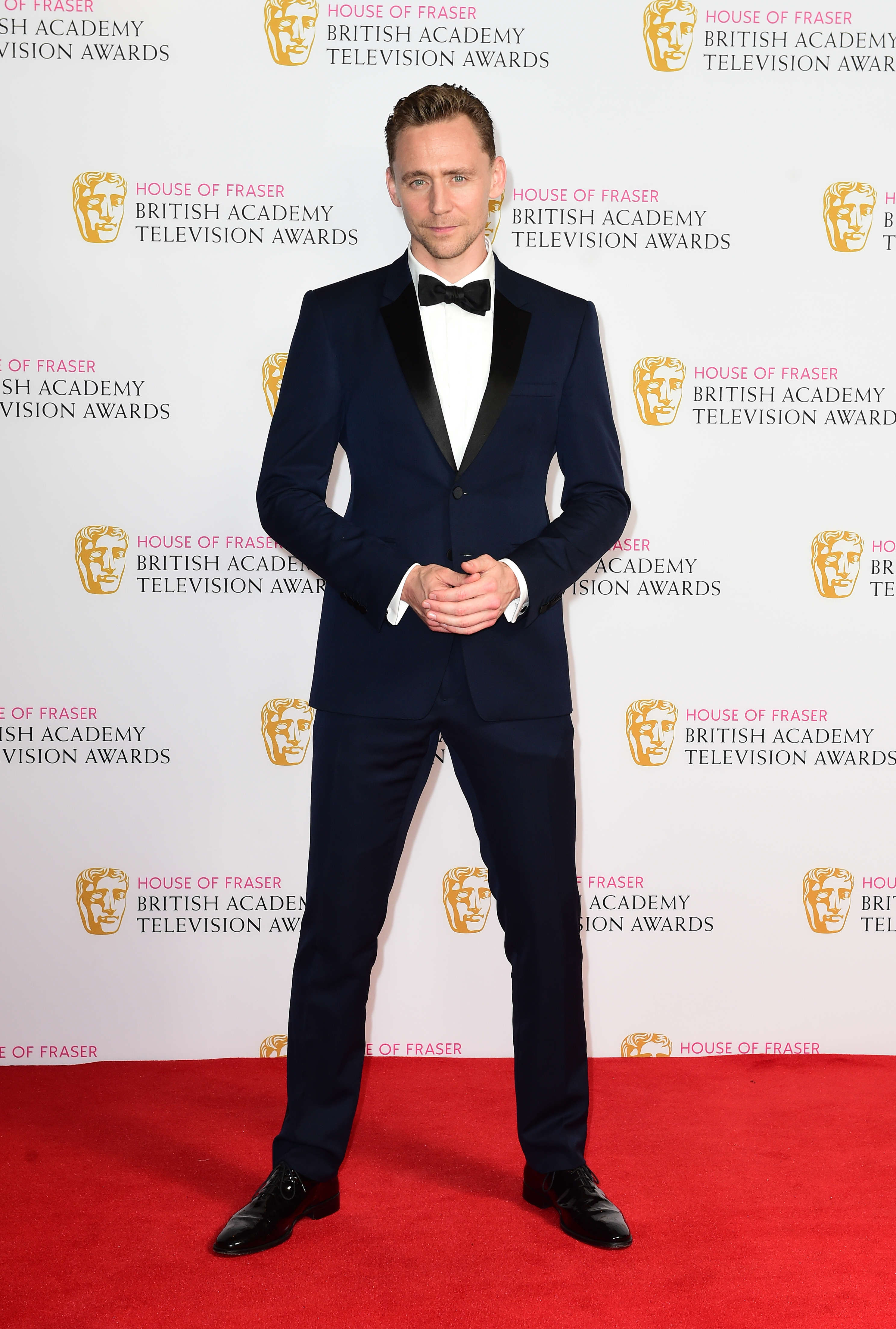 House of Fraser BAFTA TV Awards 2016 - Press Room - London
