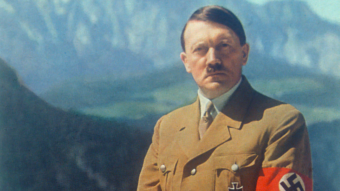 New Claims Combine Hitler, Jesus And Britain Into Craziest Conspiracy Theory Yet hitler2