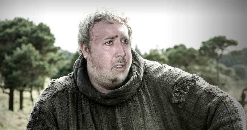 Nicolas Cage As Every Game Of Thrones Character Is Hilarious hodor